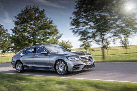 入主S-Class享豪華禮遇 Mercedes-Benz、smart「零頭款」優惠延長實施