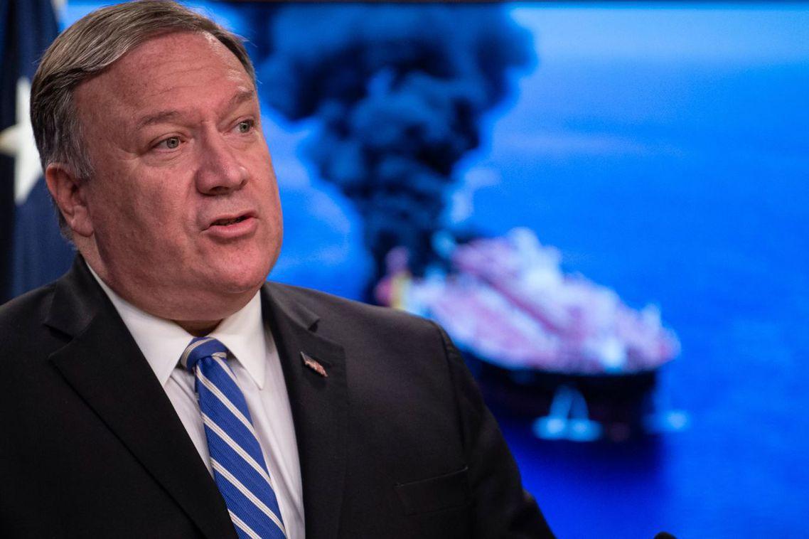 美國國務卿龐佩奧(Mike Pompeo)也於同日公開指控「背後主謀就是伊朗」。...