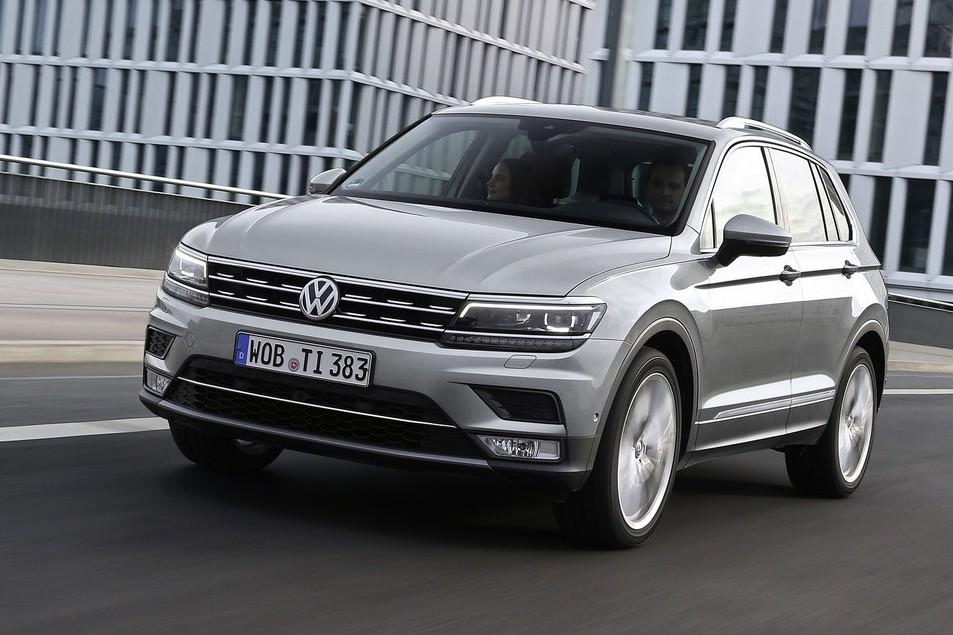 Volkswagen Tiguan 330 TSI Comfortline 限時限量優惠價125.8萬元起!