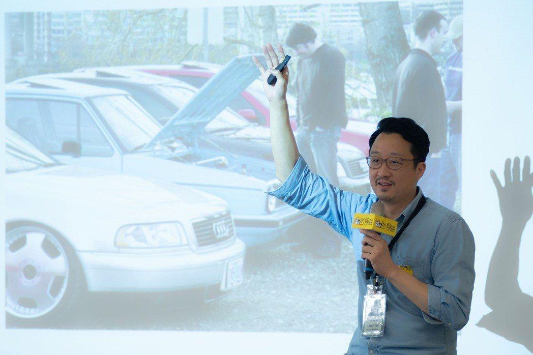 台灣新創競技場共同創辦人兼執行長邱啟華先生。 TSS /提供