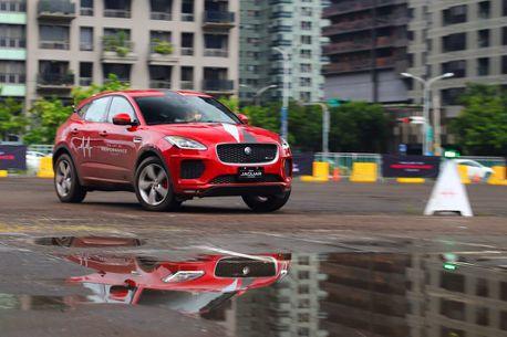 狂飆腎上腺素免上賽道!Jaguar Smart Cone智慧三角錐挑戰終於來臺