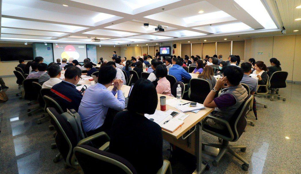 業者熱烈參與聯盟成立大會暨研討會。 紡拓會/提供