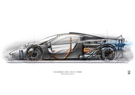 McLaren F1後繼車將堅持NA引擎與6速手排!秘密武器竟是風扇?