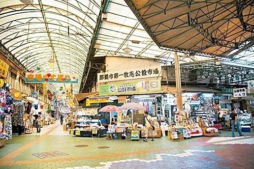「沖繩人」的廚房/第一牧志公設市場的70年歲月