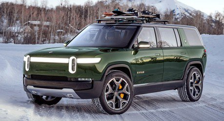 Rivian電動車能車對車充電?快速充電將降低電池壽命!