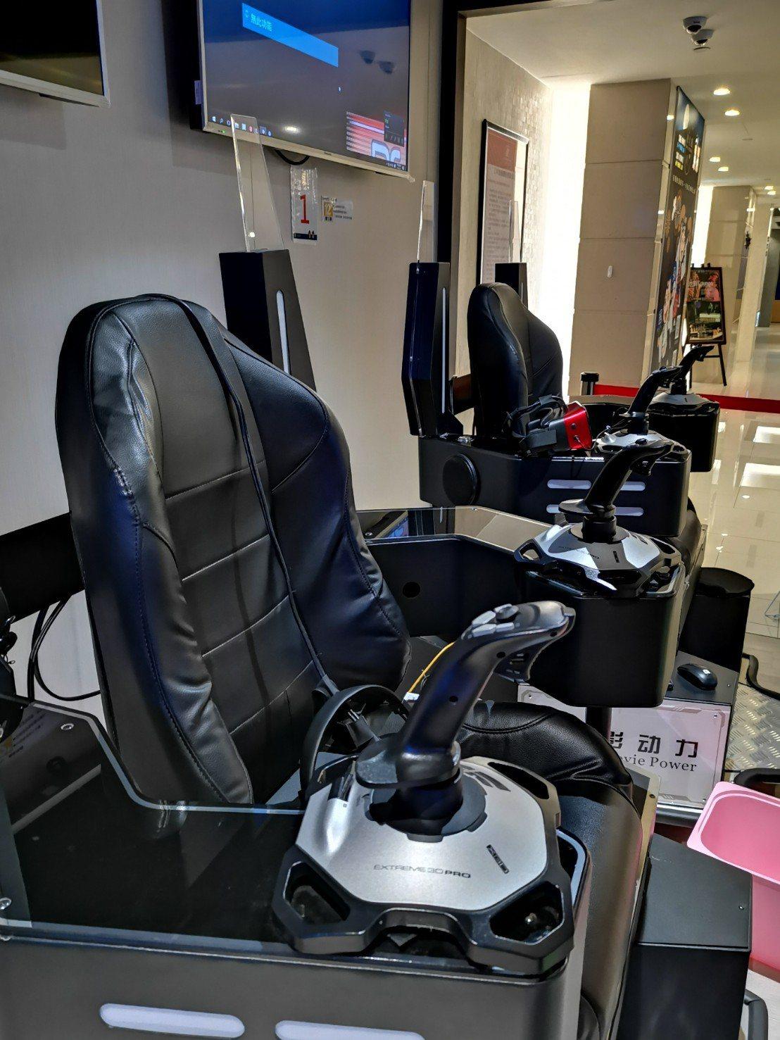 北投亞太飯店擁有全國唯一虛擬實境體驗空間,VR虛擬實境及AR擴增實境體驗區。記者...