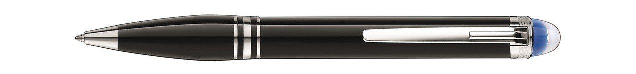 萬寶龍StarWalker星際行者系列珍貴樹脂款原子筆,11,300元。圖/萬寶...
