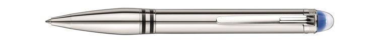 萬寶龍StarWalker星際行者系列全金屬款原子筆,18,600元。圖/萬寶龍...