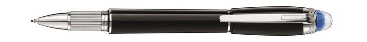 萬寶龍StarWalker星際行者系列珍貴樹脂款細字筆,13,100元。圖/萬寶...