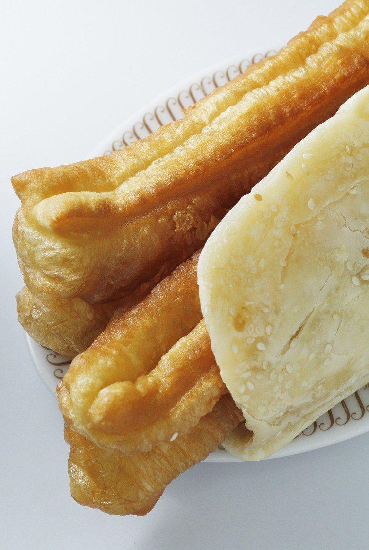 營養師表示,這樣的中式早餐蛋白質、鈣質含量太低。本報資料照片