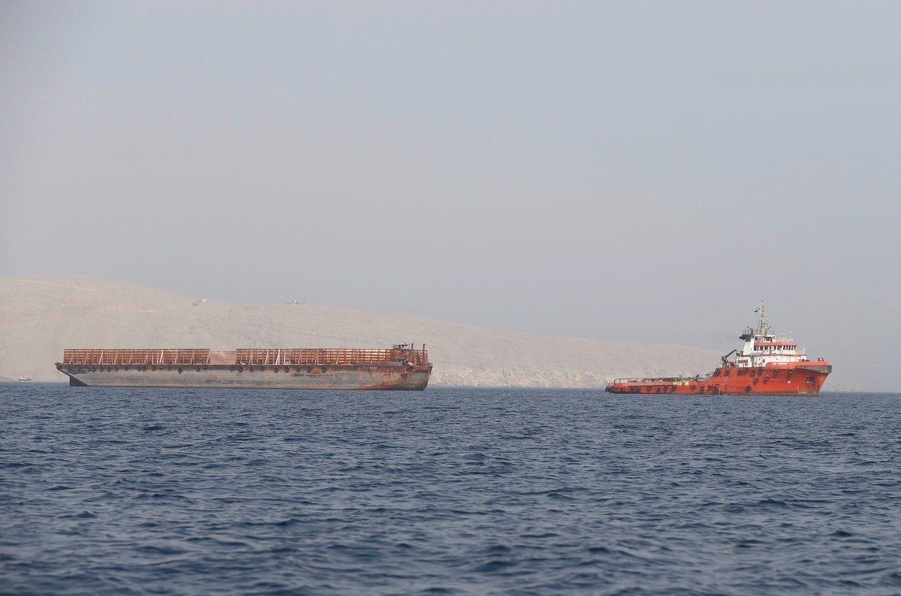 油輪遇襲事件引發市場對供給手組的疑慮,國際油價上漲。 路透