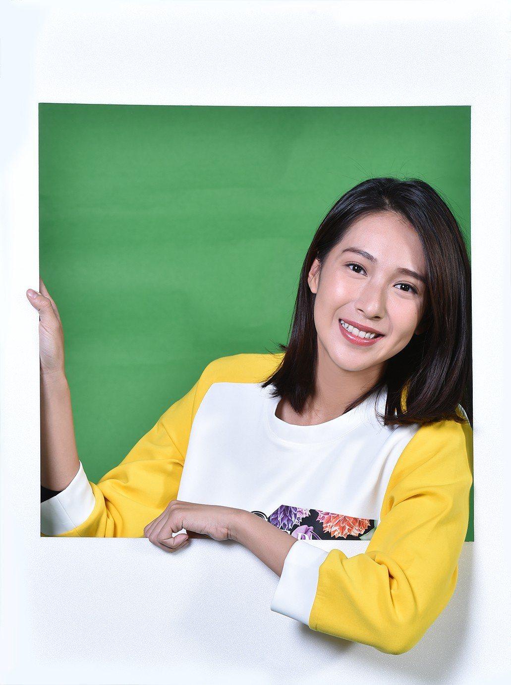 楊晴擁有亮麗外表。圖/TVBS提供