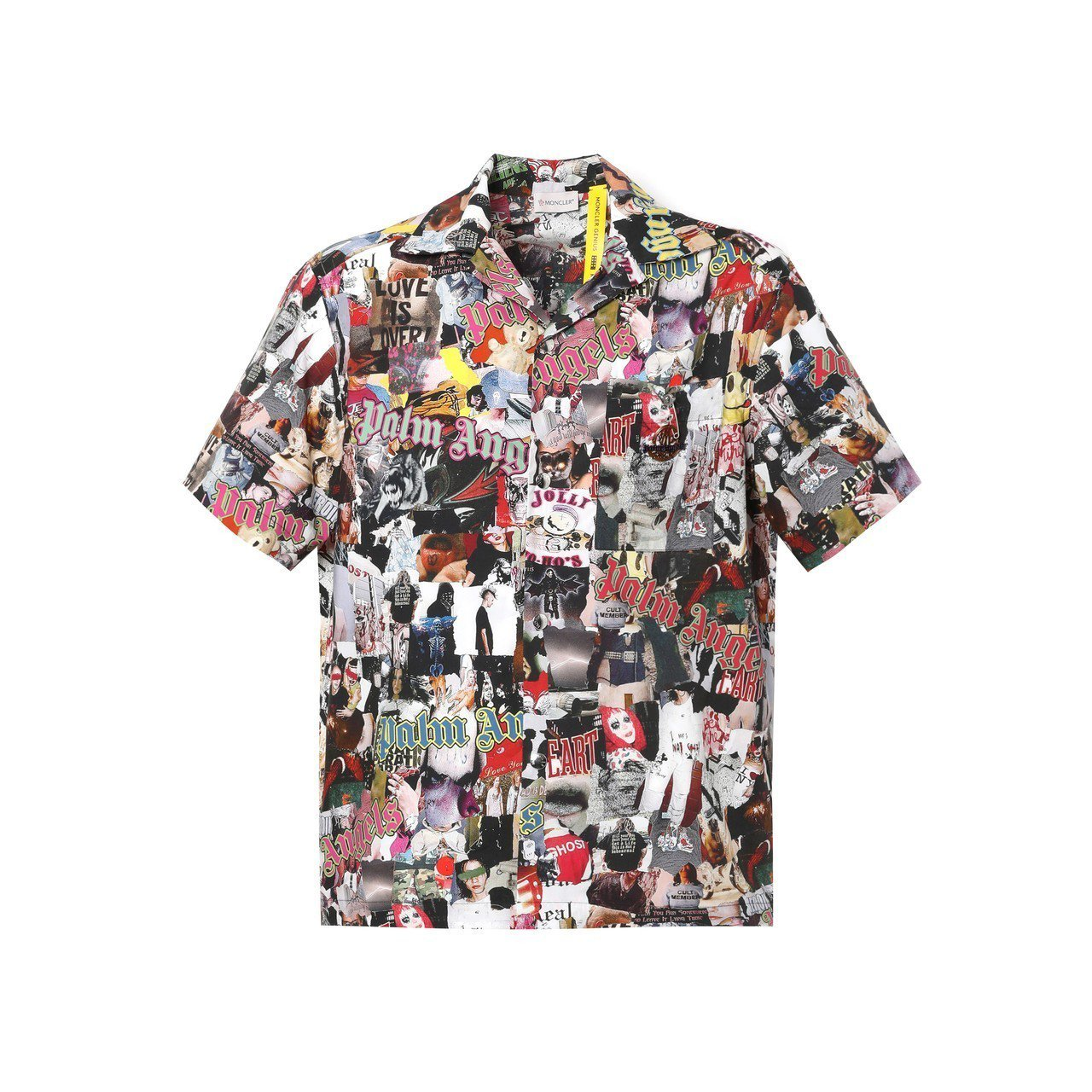 Camica襯衫,售價23,000元。圖/MONCLER提供