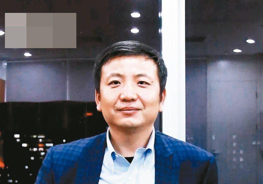 長鑫存儲董事長朱一明 (網路照片)