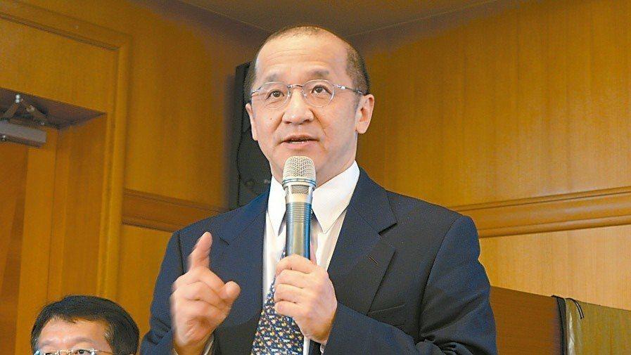 華邦電總經理詹東義 報系資料照