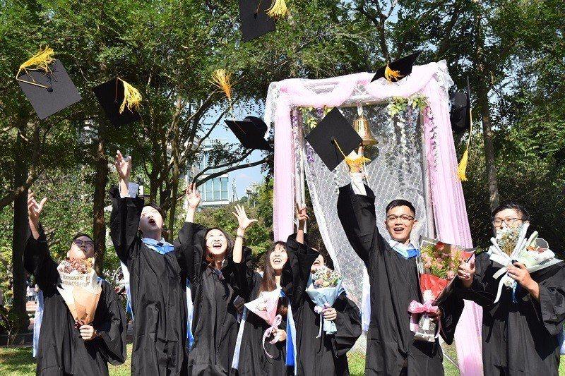朝陽畢業生工作態度及專業能力備受肯定,多年蟬聯企業主最愛。 蔣佳璘/攝影