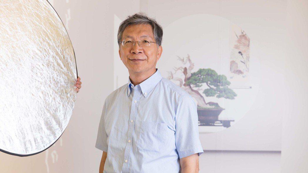 豪紳纖維科技董事長陳明聰。 圖/豪紳提供