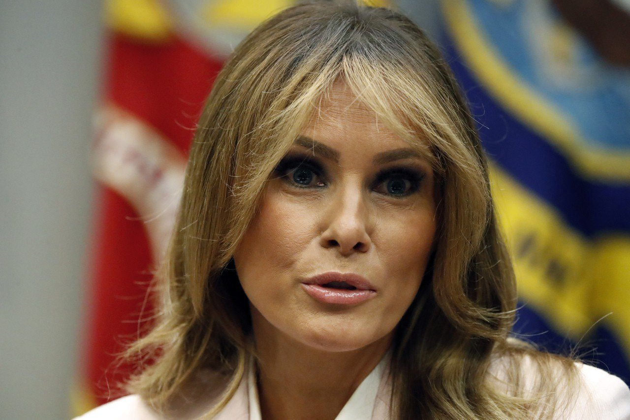 川普把妻子比賈姬引譏評 美聯社