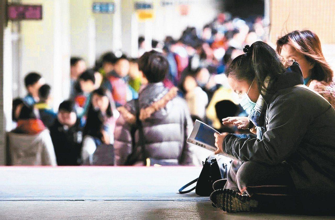 108課綱將帶動大學升學考試內容改變。 圖/聯合報系資料照片