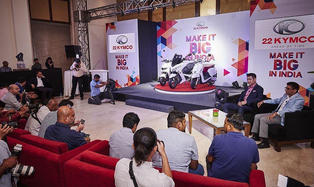 Kymco將建立橫跨印度全國的Ionex車能網,為當地帶來新的充電基礎建設,增加...
