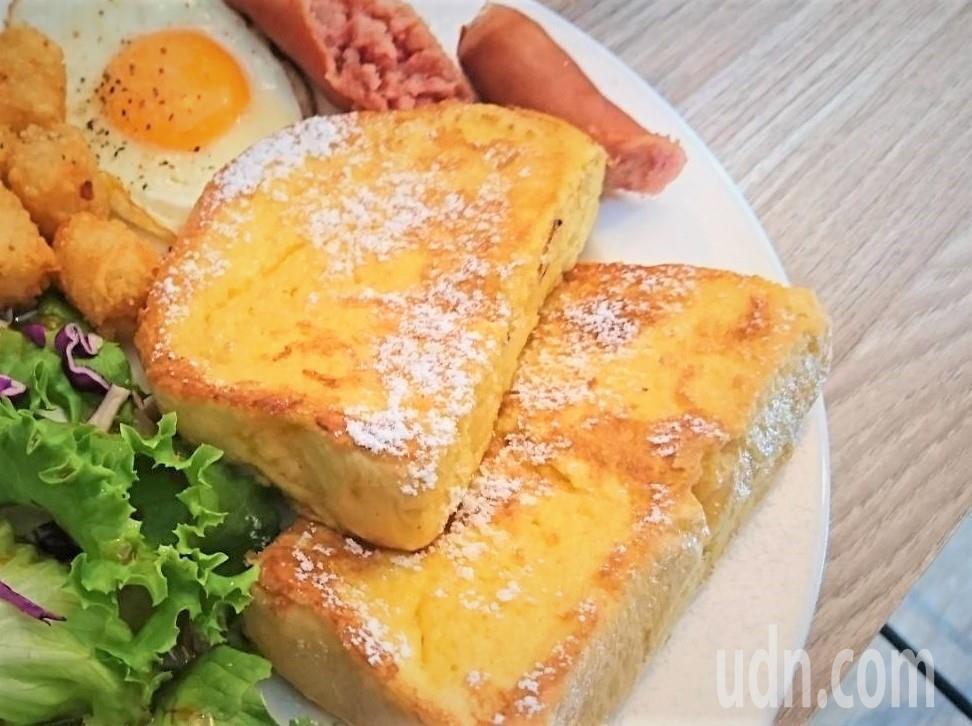 坊間常見輕食早午餐,食材豐富且色彩吸睛,不過這些套餐未必如想像中的「輕」。營養師...