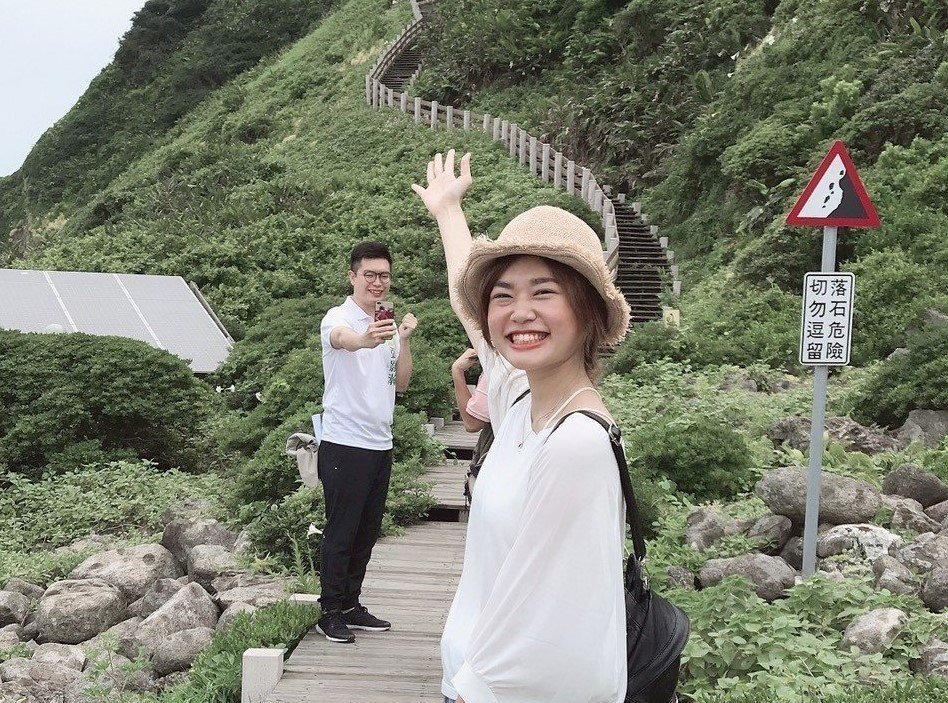 因颱風損壞封閉5年有「台灣龍珠」之稱的基隆嶼,林右昌今天表示,25日開放沒有問題...