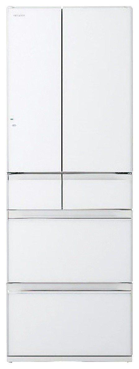HITACHI 607公升白金觸媒ECO六門超變頻冰箱,原價86,900元、燦坤...