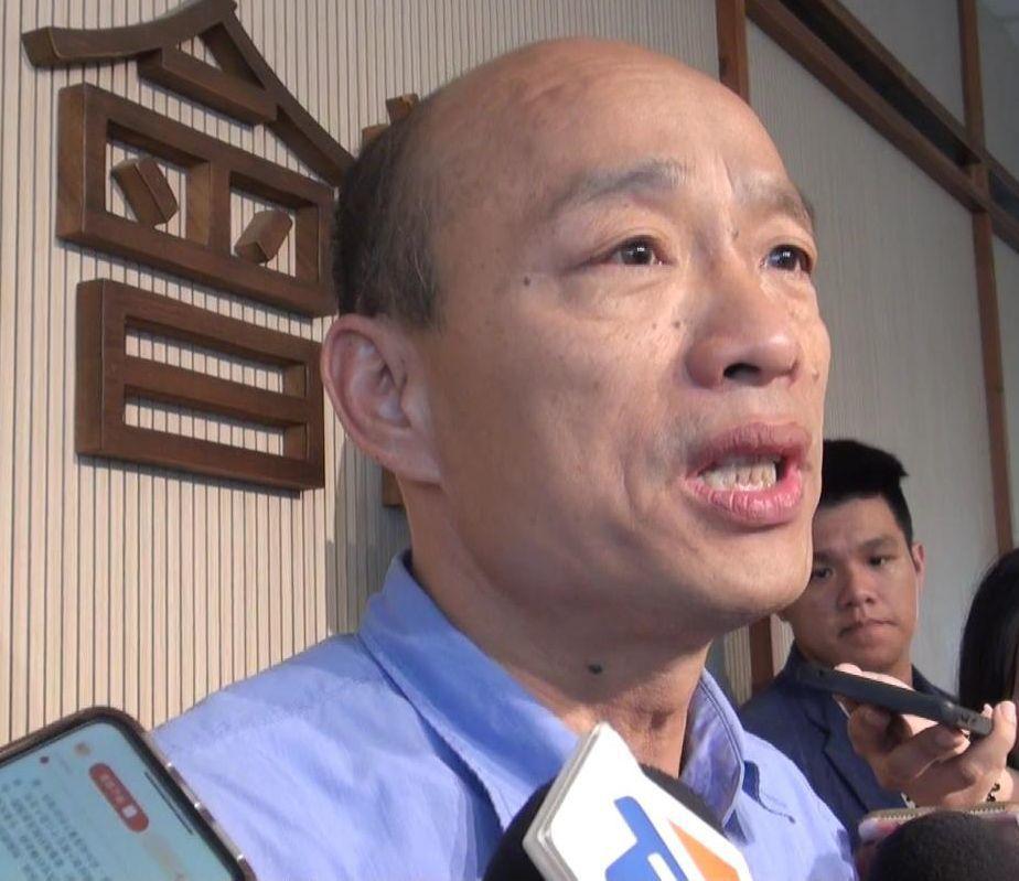 香港暫緩修訂「逃犯條例」,高雄市長韓國瑜肯定港府能夠推遲立法,並強調香港政府必須...