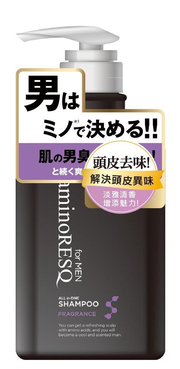 aminoRESQ for MEN洗髮精-微香型,400ml原價420元、即日起...