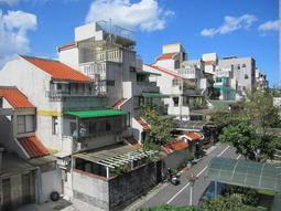 圖為台北小城社區。圖/新北市工務局提供