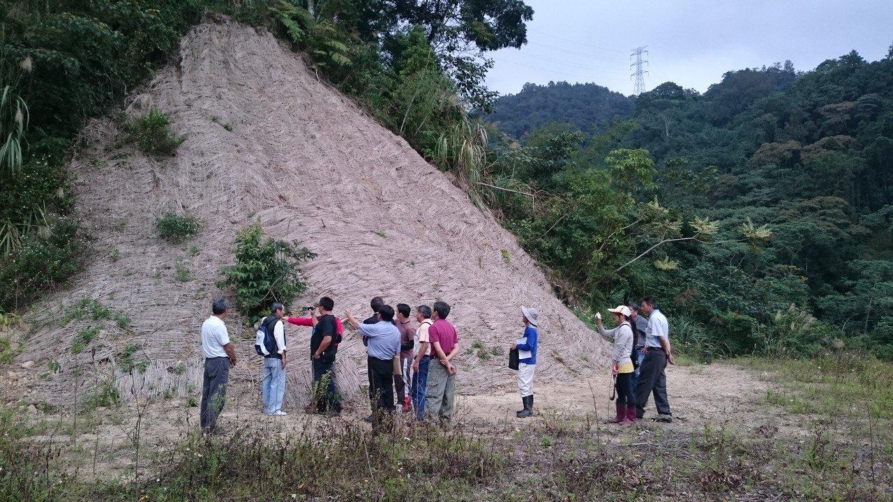 苗縣水土保持服務團 駐點為民解惑水土保持