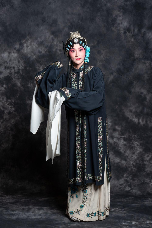 「四郎探母」編劇為了不犯重婚罪,只能讓元配當神隱少女。 圖/國光劇團提供