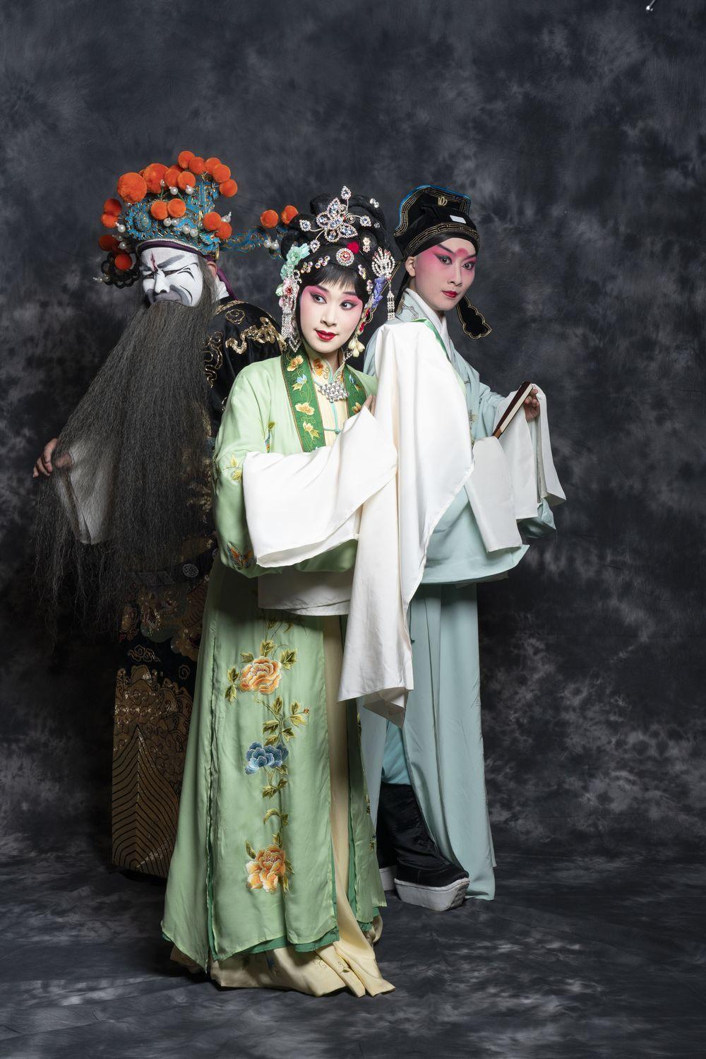 「李慧娘」因劇中「有鬼」被大陸禁止演出。 圖/國光劇團提供