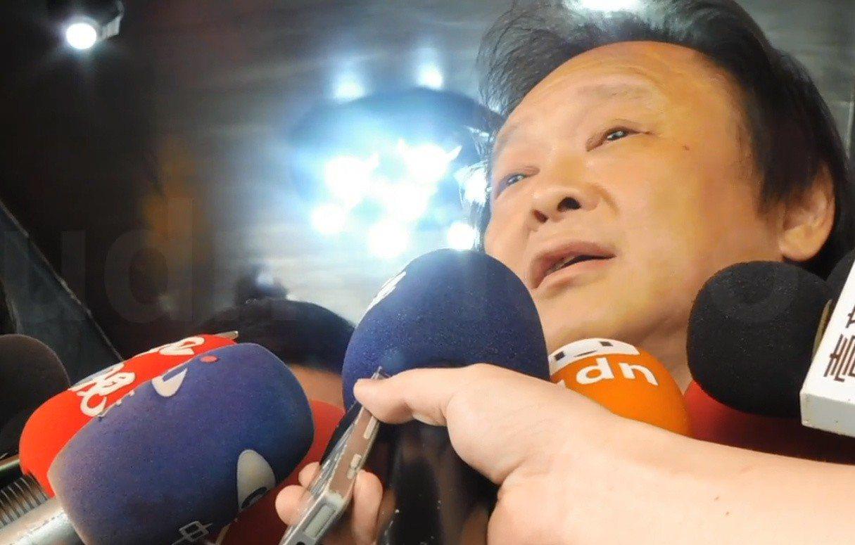 台北市議員王世堅。 圖/擷自udn tv