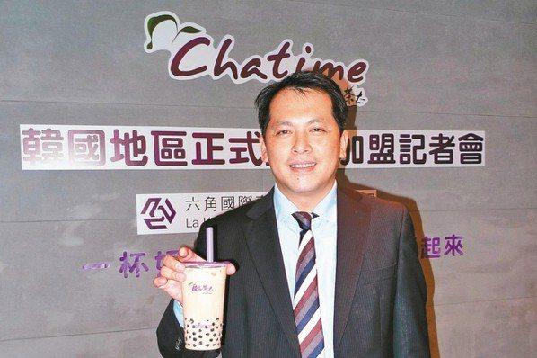 六角董事長王耀輝