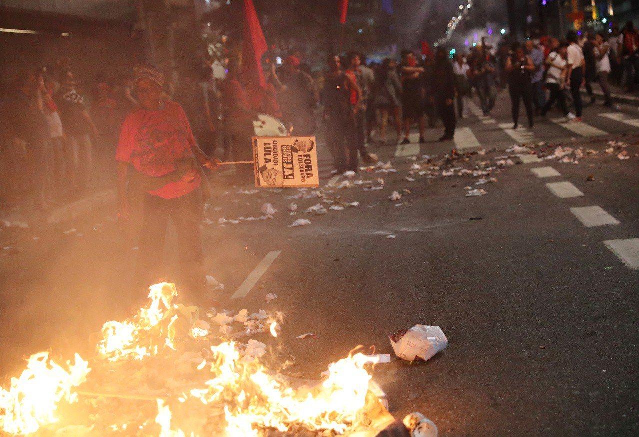 巴西4500萬人罷工促退休金改革。 路透社