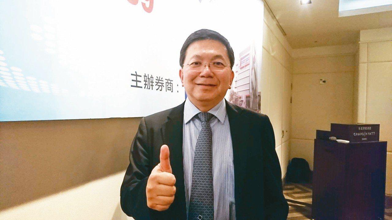 台康生技總經理劉理成,在生技、製藥等產業中有30年的產品開發、製程開發及製造的經...