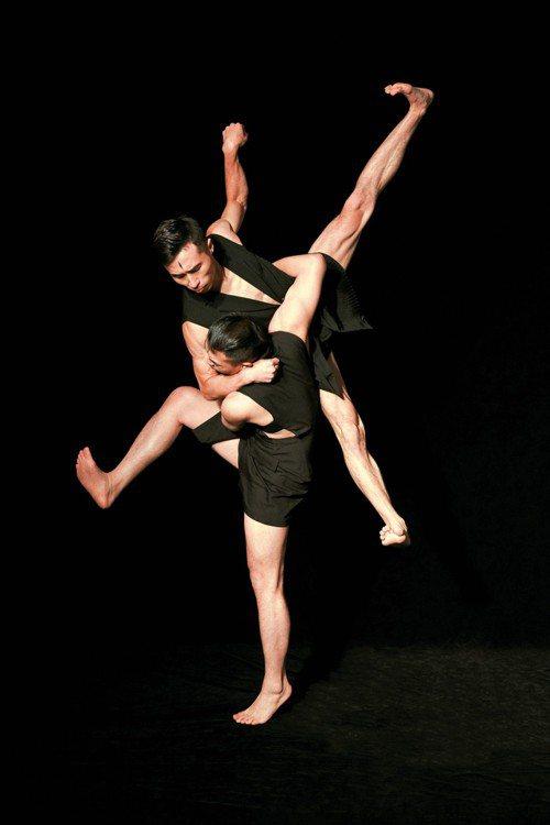 蔡博丞舞作。 圖/B.DANCE提供