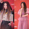 紅毯造型難得NG!舒淇出席上海電影節連換兩套衣 網友不買單:把女神還給我
