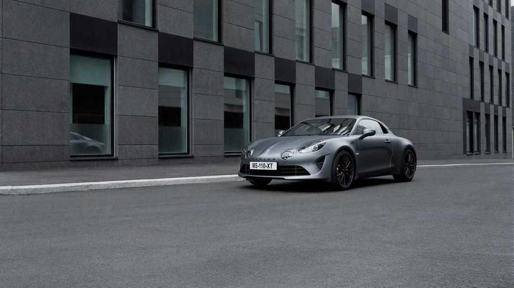 Alpine A110S僅只於歐洲地區販售,售價為66,500歐元起。 摘自Al...