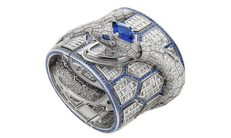 寶格麗Serpenti Misteriosi Romani神秘珠寶表,全球僅1只...