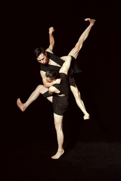 蔡博丞舞作。圖/ B.DANCE提供