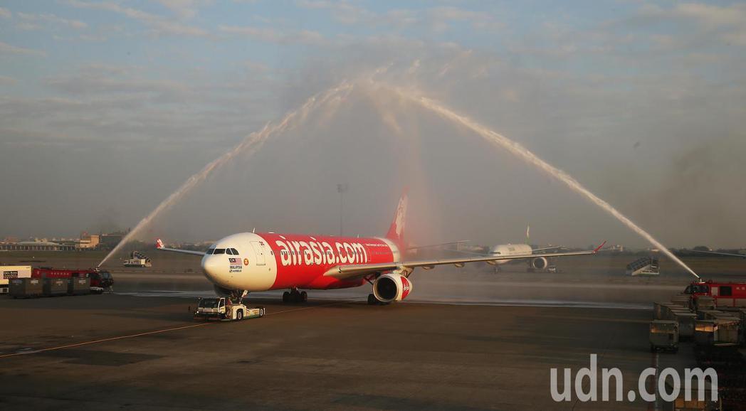 Air Asia推出機票促銷。本報資料照片