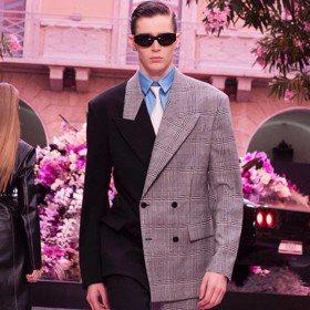 米蘭男裝周/Versace著迷「不對稱」 EA搶先秀東京奧運隊服