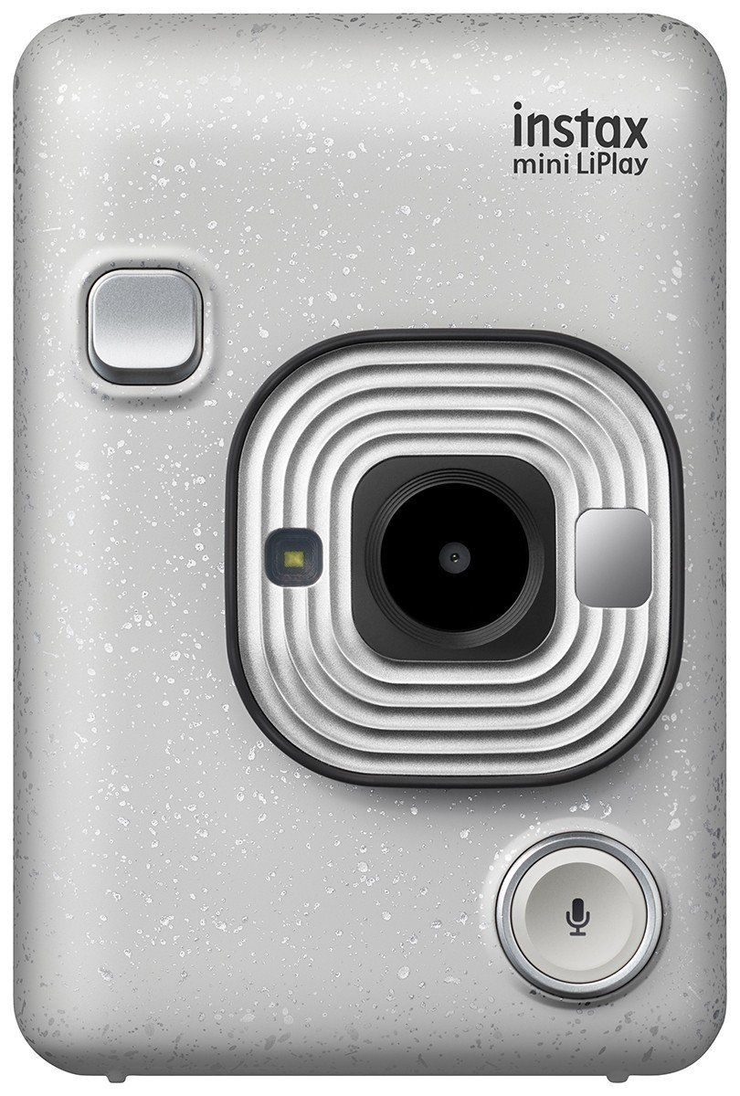 instax mini Liplay有黑色、白色、與玫瑰金3色可供選擇,預定於今...