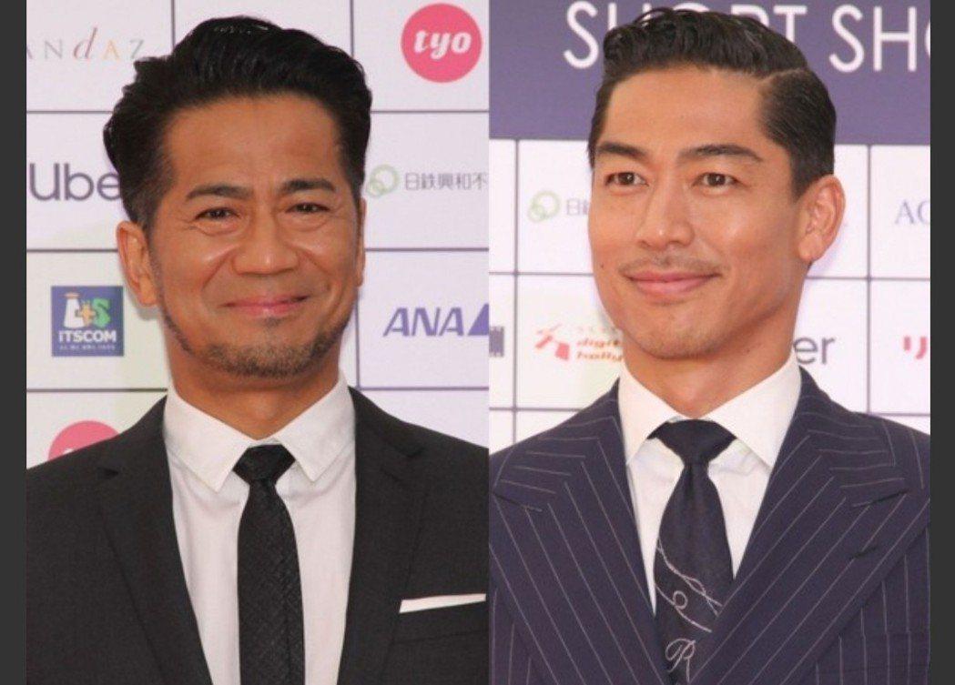 HIRO和AKIRA都傳出喜訊。圖/摘自Oricon news