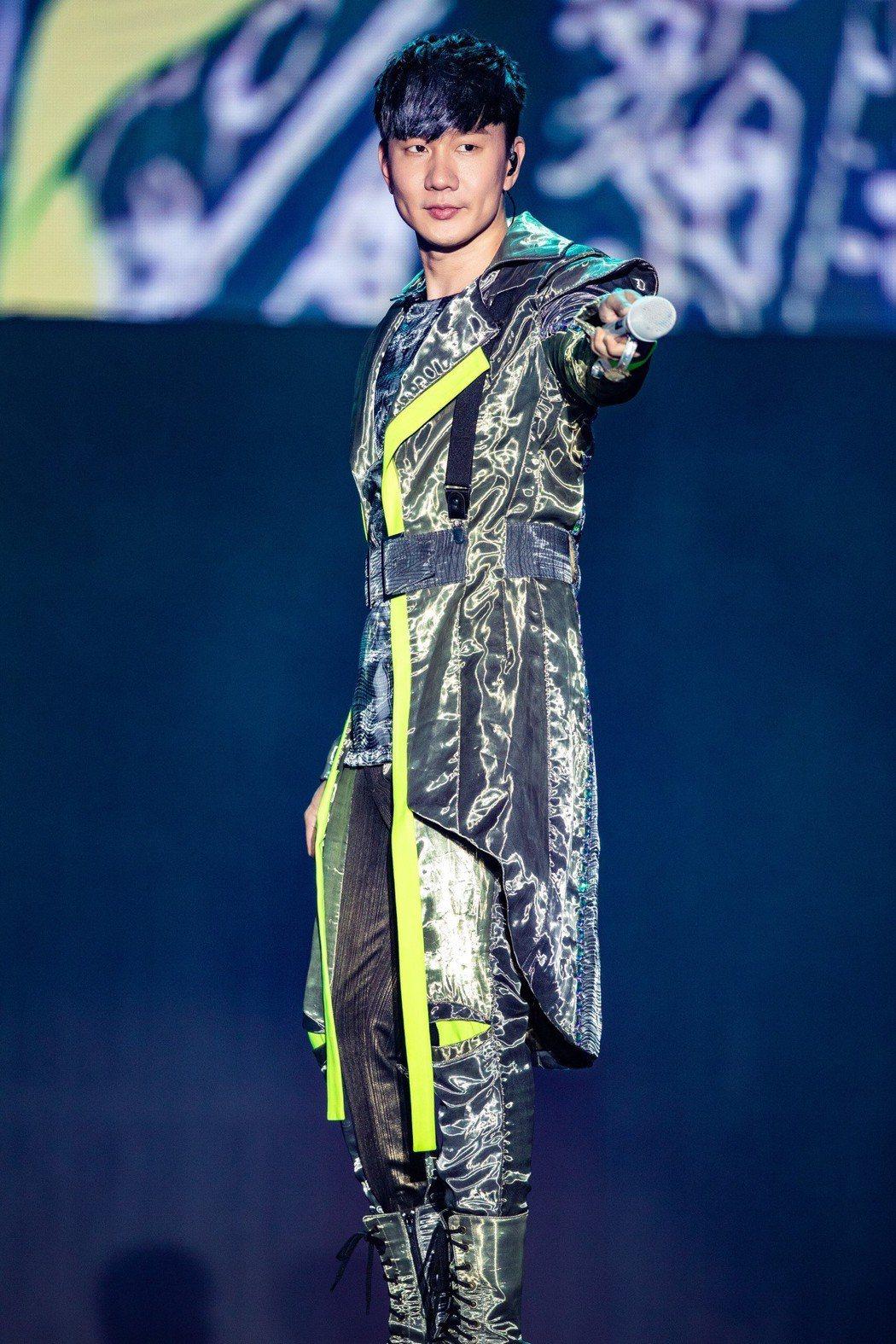 林俊傑「聖所2.0」世界巡演來到第46場。圖/JFJ Productions提供