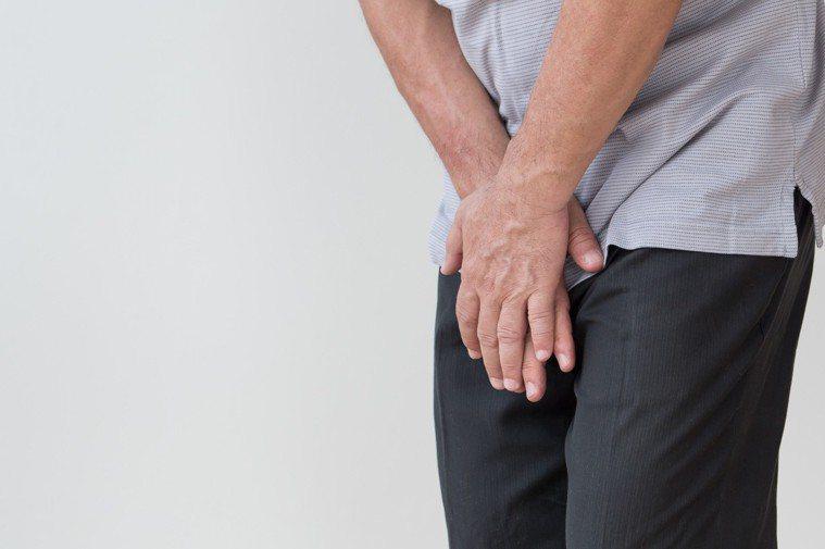 老男人易得攝護腺癌,建議定期篩檢。 圖/123RF