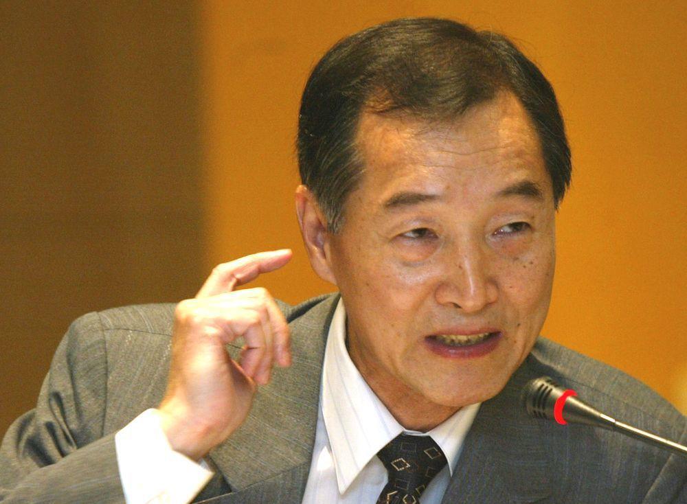台大政治系前教授洪永泰。圖/聯合報系資料照片