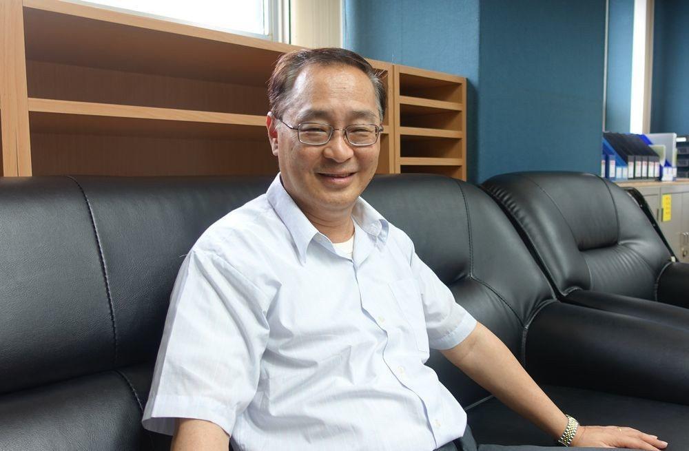 台灣師範大學政治研究所教授曲兆祥。圖/聯合報系資料照片